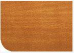 Asiento inodoro madera cerezo