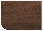 Asiento inodoro madera nogal oscuro