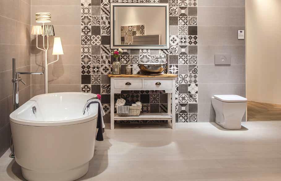 Azulejos para ba os azulejos para cocina y suelos for Azulejos suelo bano
